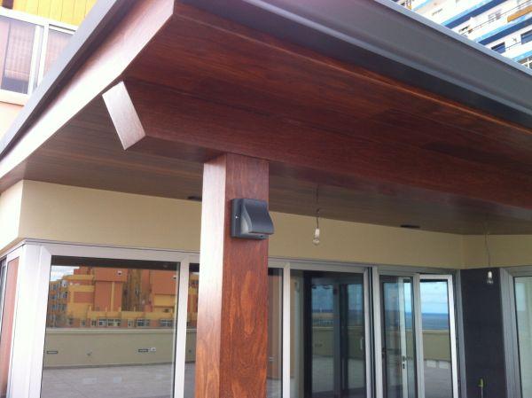 Parquet gonz lez servicio de parquet en las palmas de - Tragaluces para tejados ...